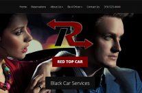 Red Top Car